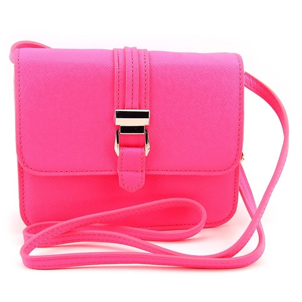 Danielle Nicole Catalina Crossbody Women   PVC Pink Messenger