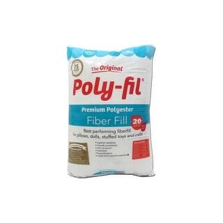 Fairfield Fiber Poly Fil 20oz Bag