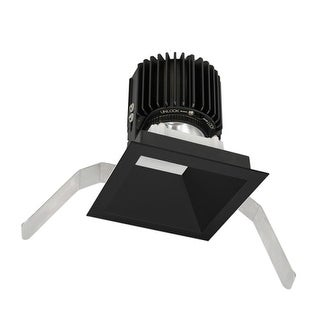 """WAC Lighting R4SD2T-F Volta 4.5"""" Square Downlight Trim with LED Light Engine and 45 Degree Flood Beam Spread"""
