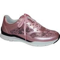 Drew Women's Vivid Sneaker Pink Synthetic