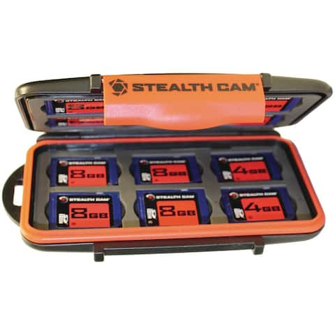 Stealth Cam Memory Card Storage Case