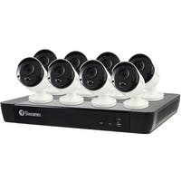 Swann 16 Channel Security System: 5MP Super HD