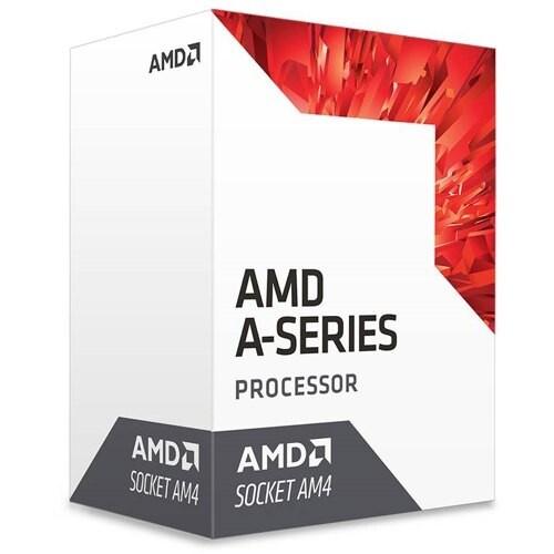 Amd Ad9600agabbox A8-9600 Bristol Ridge Quad-Core 3.1 Ghz Desktop Processor With Radeon R7 Graphics