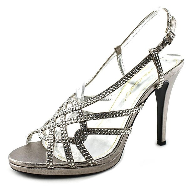 Caparros Vegas Open Toe Synthetic Sandals