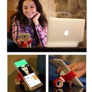 360 Tilt Universal Phone Mount Holder: Car, Bike, Treadmill, Anywhere!
