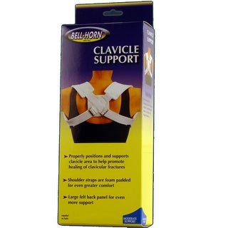 """Bell-Horn Clavicle Support Medium 30-36"""""""