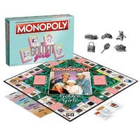 The Golden Girls Monopoly Board Game - multi