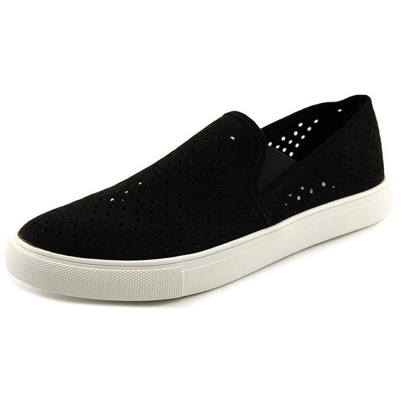Steve Madden Owen Women Round Toe Synthetic Black Sneakers