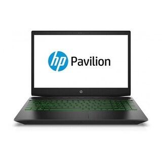 "HP Pavilion 15-cx0058wm 15.6"" Gaming Notebook - i5-8300H, NVIDIA GeForce GTX 1050, 8GB, 16 GB Optane, 1TB, Win 10 (Refurbished)"