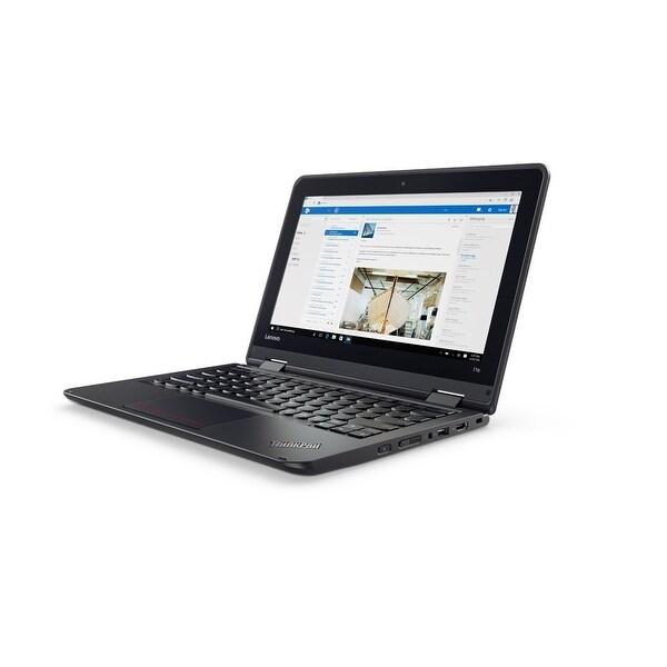 """Lenovo 20Hus00000 Thinkpad 11E Yoga 4 11.6"""" N3450 4Gb 128Gb Ssd Win 10 Pro Nas"""