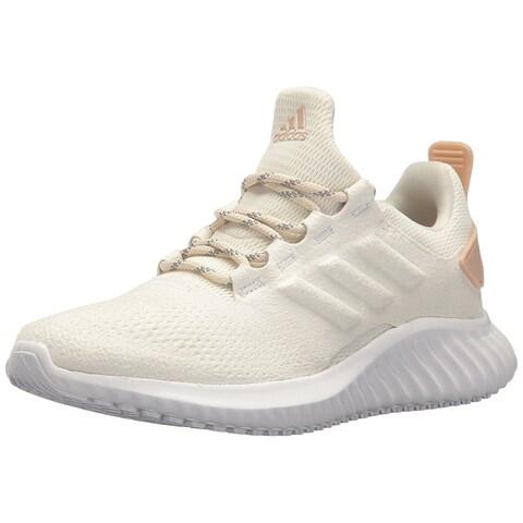adidas Women's Alphabounce Cr W Running Shoe - 12