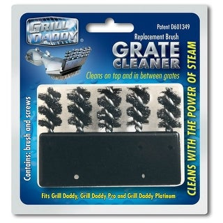 Grill Daddy GD31599 Grate Cleaner Scrape Brush