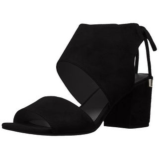 Link to Kenneth Cole New York Womens Vito Leather Open Toe Casual Ankle Strap Sandals Similar Items in Women's Shoes