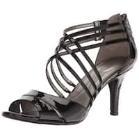 Bandolino Womens Marlisa Open Toe Casual Strappy Sandals