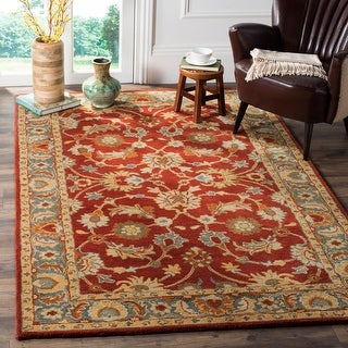 Safavieh Handmade Heritage Meaghan Traditional Oriental Wool Rug