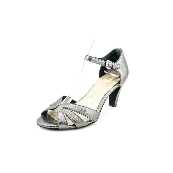 Giani Bernini Frannie Women Graphite Sandals