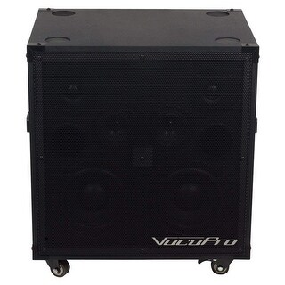 VocoPro CHAMPION-REC/RV SPEAKER Portable Karaoke System