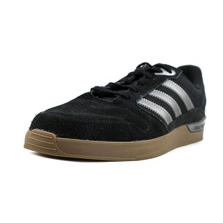 Adidas Zx Vulc Men  Round Toe Synthetic Black Sneakers