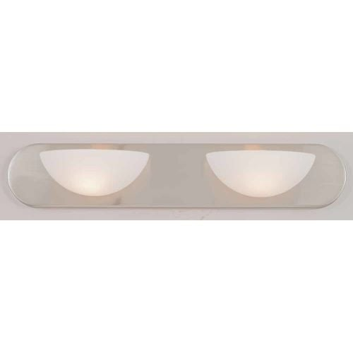 "Volume Lighting V1092 2 Light 24"" Width Bathroom Vanity Light"