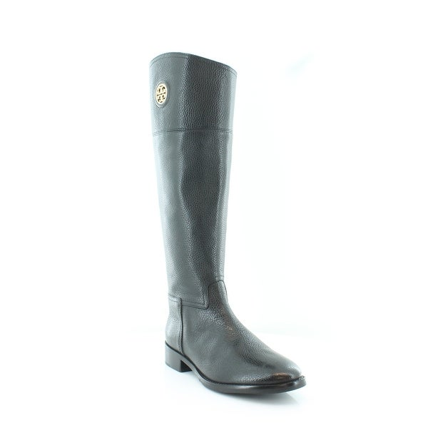 Tory Burch Junction Riding Boot Women's Boots Black