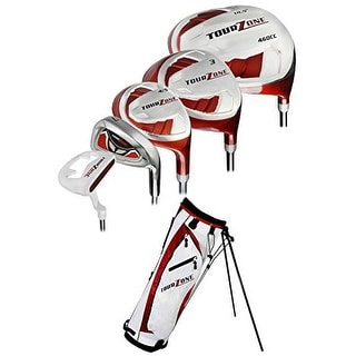 TOUR EDGE GOLF TZSRSU11.B Tour Zone Box Set MRH