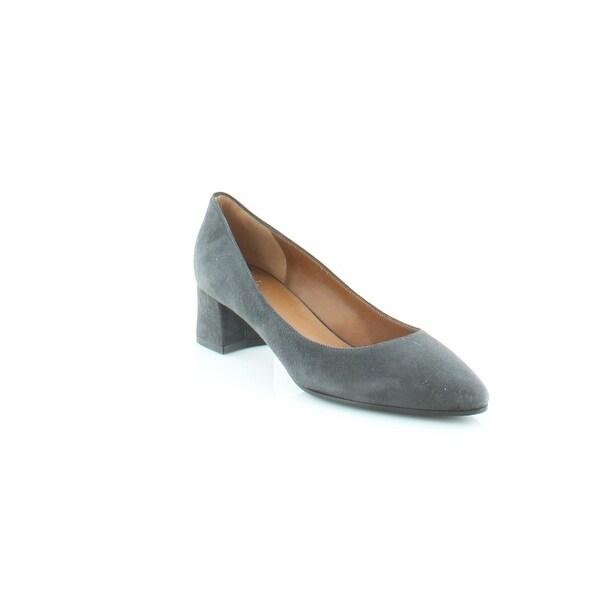 Aquatalia Pheobe Women's Heels Antracite - 6