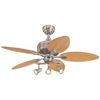 "Westinghouse 7226565 Xavier 44"" 5 Blade Hanging Indoor Ceiling Fan with Reversib"