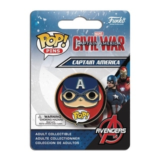 Marvel's Captain America: Civil War POP Pins: Captain America