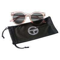 Gravity Shades Retro Cat Rimmed Sunglasses - One size