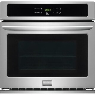 Frigidaire FGEW3045P 30 Inch Wide 4.6 Cu. Ft. Electric Wall Oven with Smudge-Proof Stainless Steel Finish from the Gallery