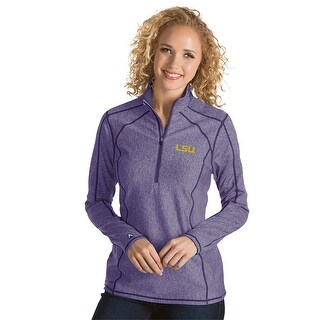Louisiana State University Ladies Tempo 1/4 Zip Pullover (4 options available)