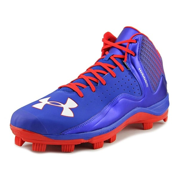 Under Armour Team Yard Mid Tpu Men Ryl/Try/Red Cleats