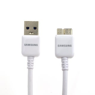 Replacement Micro USB 3.0 Cable for Samsung Note 3 and Galaxy S5 Devices-- One Cable