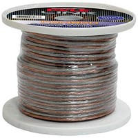 18 Gauge 50 ft. Spool of High Quality Speaker Zip Wire