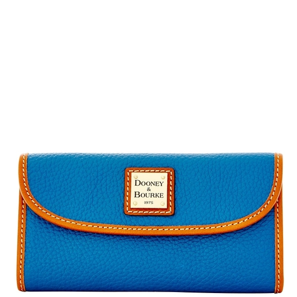 Dooney & Bourke Pebble Grain Continental Clutch (Introduced by Dooney & Bourke at $128 in Nov 2014)