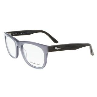 Salvatore Ferragamo SF2737 035 Grey Square Optical Frames