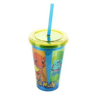 Pokemon Character 16oz Carnival Cup - Multi