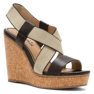 Splendid Women's Kellen Cork Wedge Sandals