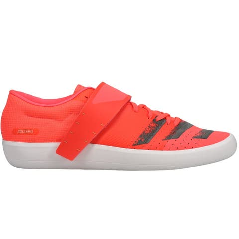 adidas Adizero Shotput Mens Running Sneakers Shoes Cleated - Pink