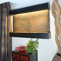 Horizon Falls Lightweight Large Fountain Shroud Finish Copper Vein Powder Coated
