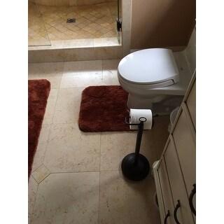 Mohawk Home Spa Contour Bath Rug (20 x 24)