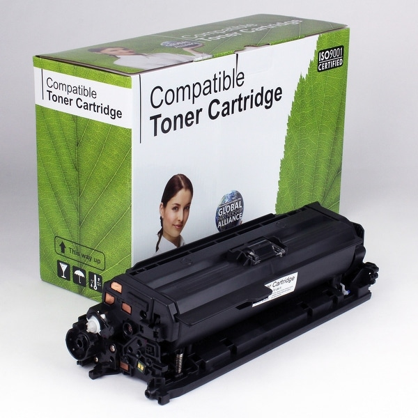 Value Brand replacement for HP 647A Black Toner CE260A (8,500 Yield)