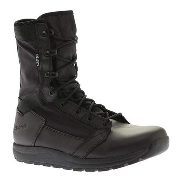 """Danner Men's Tachyon 8"""" GORE-TEX Black Full Grain Leather/Nylon"""