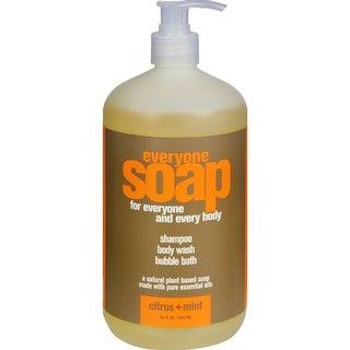 EO Products - Citrus And Mint Everyone Liquid Soap ( 2 - 32 FZ)