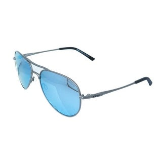 Revo Eyewear Sunglasses Ellis Gunmetal with Blue Water Polarized Lenses