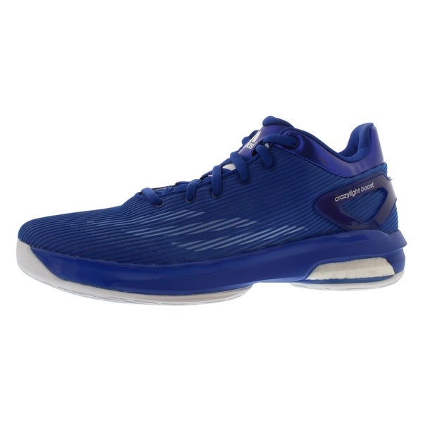 Adidas Sm Crazylight Boost Low Basketball Men's Shoes