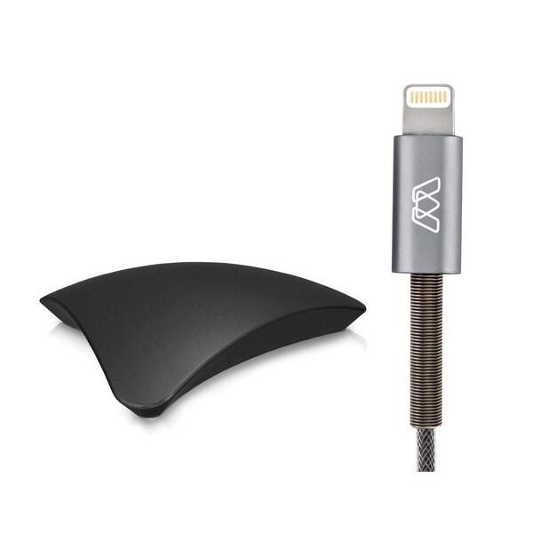 MOS Spring Lightning Cable and MOS Orginal (Black) Bundle