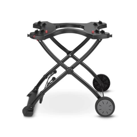 """Weber Portable Cart for Grilling (Black) - 36.3"""" x 4.5"""" x 22.3"""""""