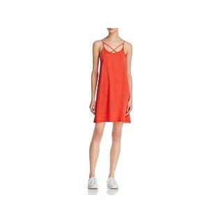 Project Social T Womens Slip Dress Mini Strappy - XS