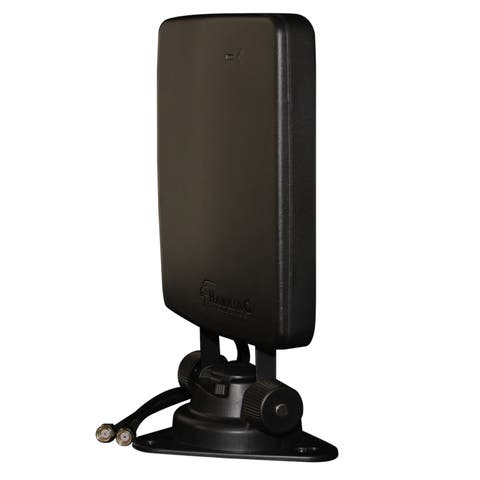 Hawking Technology HD9DP Hawking Hi-Gain Dual-Band 9dBI Directional Antenna Kit [HD9DP] - 9 dBi - Wireless Data Network, Radio